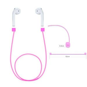 Colorfone PREMIUM Headset Strap / TPU / Voor AirPods Roze