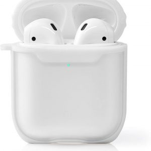 AirPods 1 and AirPods 2 Case | Transparent / White