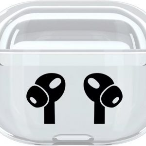 Apple AirPods Pro case - AirPods - Transparant - Geschikt Voor Apple AirPods Pro