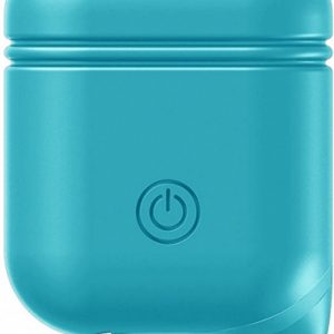 Xccess Shockproof Silicone Case with Hook Apple Airpod Blue
