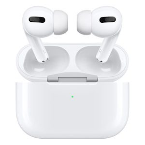 Apple AirPods Pro (2019) met draadloze oplaadcase
