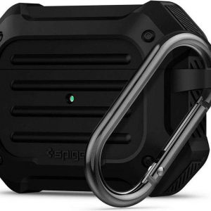 Spigen Tough Armour AirPods Pro Case - Zwart
