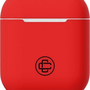 Airpods Case - Silicone - Rood