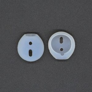 Mobigear Earbuds Transparant voor Apple AirPods