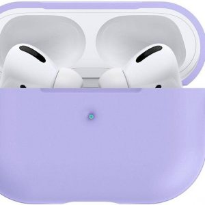 Spigen Ciel by Cyrill Silicone Case voor Apple AirPods Pro - Lavendel