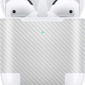 AirPods 2nd Generation Case Skin Carbon Wit - 3M WRAP