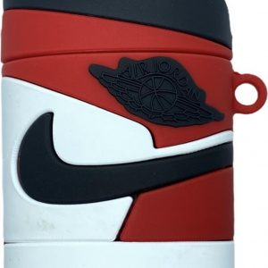 """AirPods Case Air Jordan 1 """"Chicago"""" - Airpods hoesje - Airpod case - Airpod hoesje - Nike"""