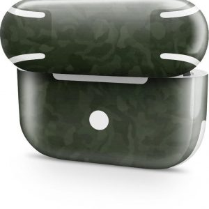 AirPods Pro Case Skin Camouflage Groen- 3M Wrap