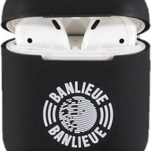 Banlieue Airpods Silicone Case Cover - Hoesje Airpods Case - Bescherming voor Airpods - Hoesje Voor Apple Airpods 1/2 - Silicone - Airpods Hoesje - Clan de Banlieue