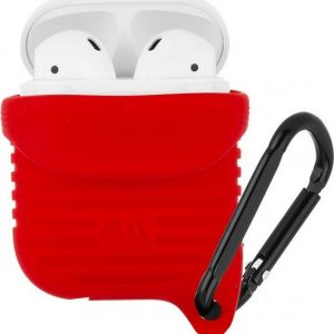 Case-Mate Tough Case voor AirPods - Red / Black