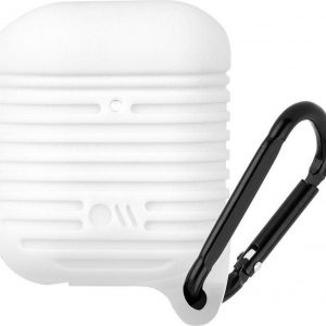 Case-Mate Tough Case voor AirPods - White / Black