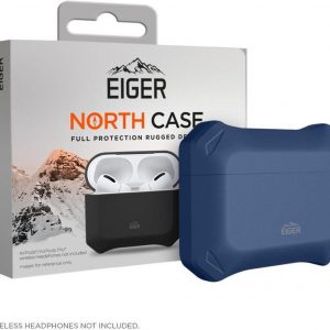 Eiger North Apple AirPods Pro Hoesje Blauw