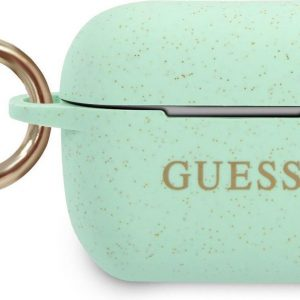 GUESS Silicone Case AirPods Pro - Groen
