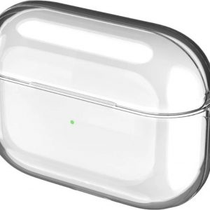 Hardcase - Plastic Cover - Voor Apple Airpods Pro - Transparant