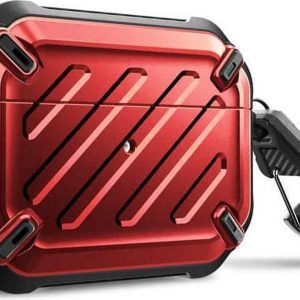 SUPCASE Unicorn Beetle Rugged Armor Apple AirPods Pro Case - Rood