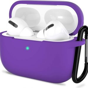 Shieldcase Airpods Pro silicone case - paars