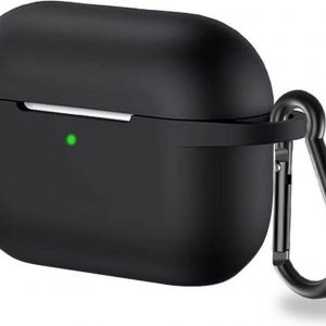 Teleplus Apple Airpods Pro Hook Silicone Case Black hoesje