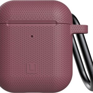 UAG U Apple Airpods Silicone Dusty Rose