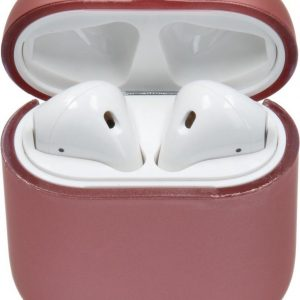 iMoshion Hardcover Case voor de AirPods - Mat Rosé Goud